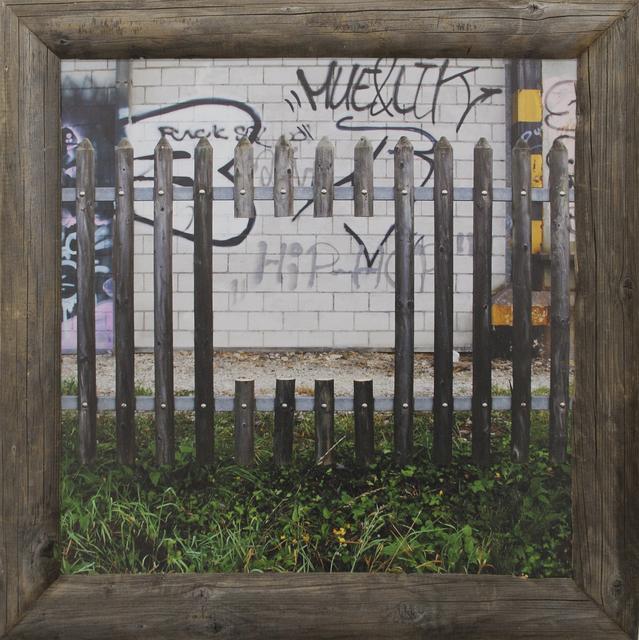 , 'Fence # 1,' 2015, Ruttkowski;68