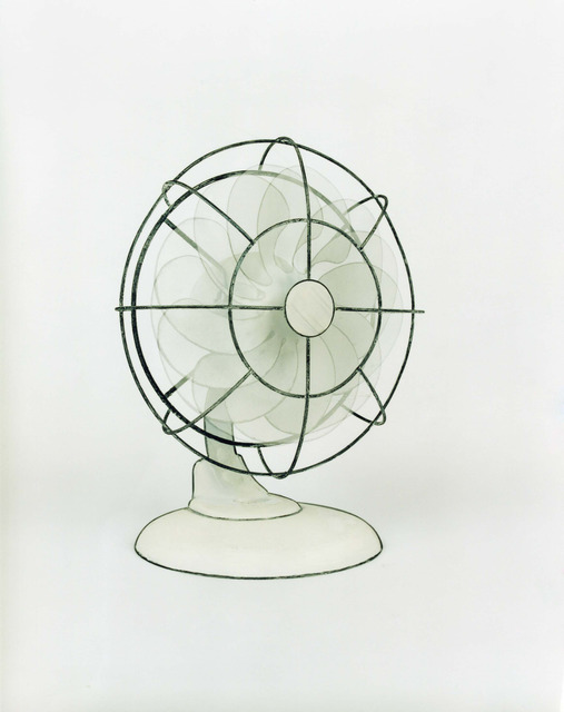 , 'Representation #65 (fan),' 2009, Clark Gallery