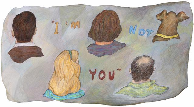 , 'I'm Not You,' , John Molloy Gallery