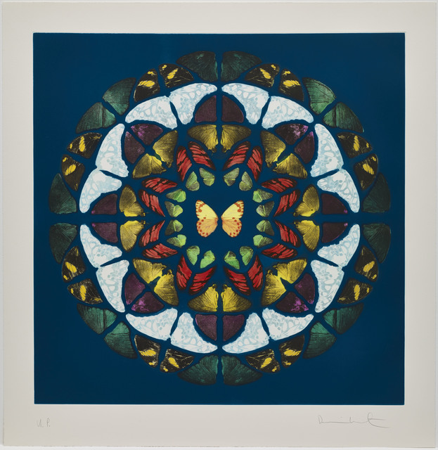 Damien Hirst, 'Sanctum (Unique) ', 2009/16, Paragon