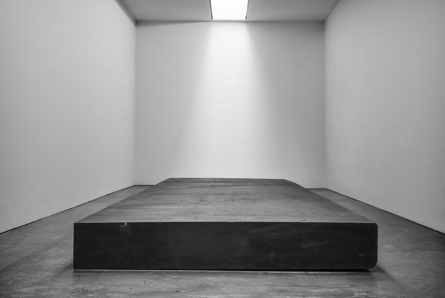 , 'Silence (for John Cage),' 2015, Gagosian