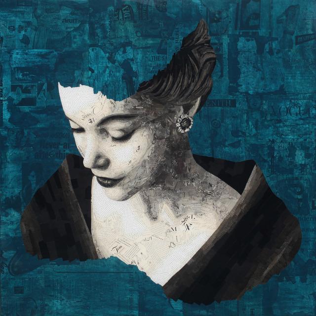 , 'Lustrous,' 2017, Axiom Contemporary