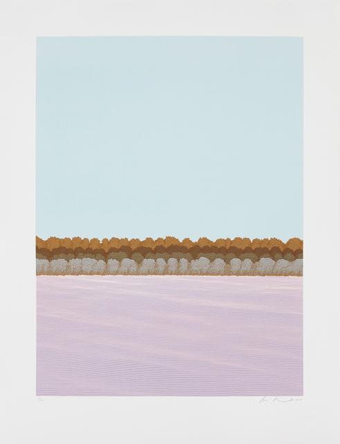 , 'Corona I,' 2018, Aspinwall Editions