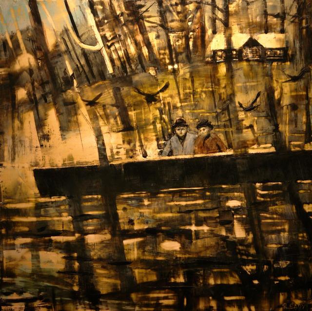 , 'Empty Nesters,' 2013, AREA Gallery