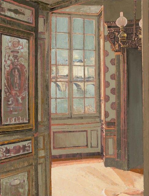 , 'Oval Vestibule ,' , Hugo Galerie