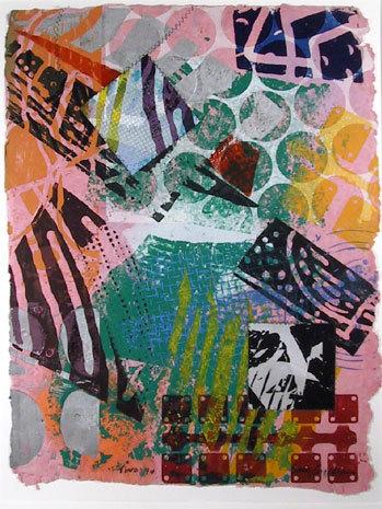 Sam Gilliam, 'Two', 1994, Posner Fine Art