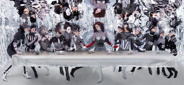 , 'The Last Supper Underwater,' 2005, GALLERY M