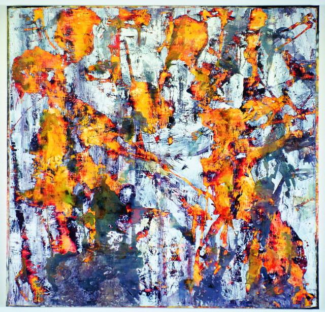 , 'New York Paint No: 3,' 1990, Elgiz Museum