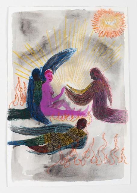 Naudline Pierre, 'The Dove', 2019, MCA Chicago Benefit Auction