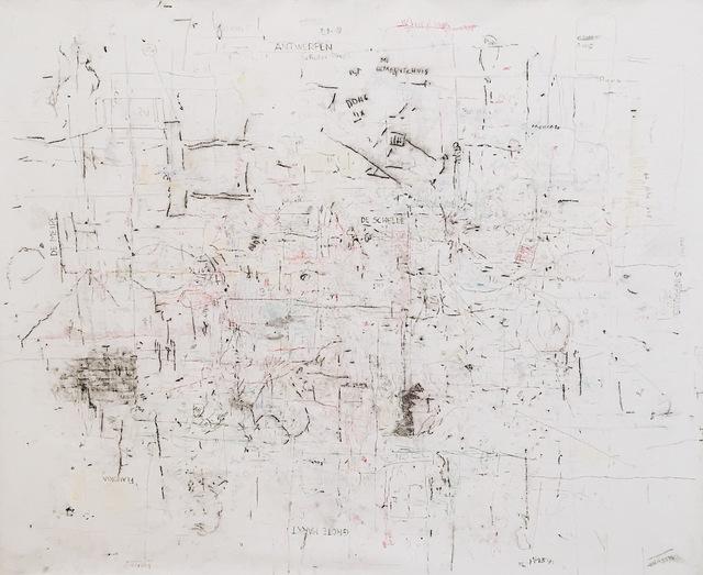 , 'Acts & Paintings: Antwerpen 5/8 - 9/8,' 2017, Axel Vervoordt Gallery