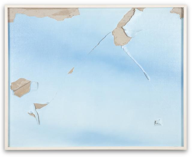 , 'Torn Cloud Painting 83,' 1973, Kohn Gallery