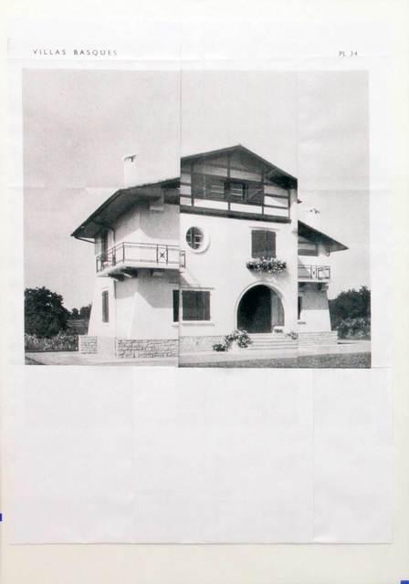 , 'Villas Vascas,' 2013, Moisés Pérez De Albéniz
