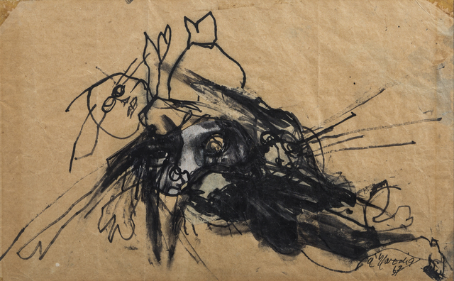 , 'Untitled,' 1967, Del Infinito
