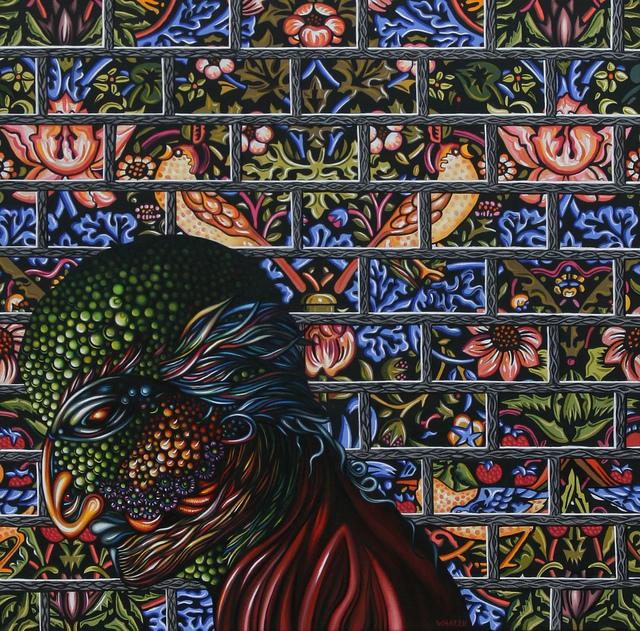 Thom Whalen, 'Wallflower', 2019, Springfield Art Association