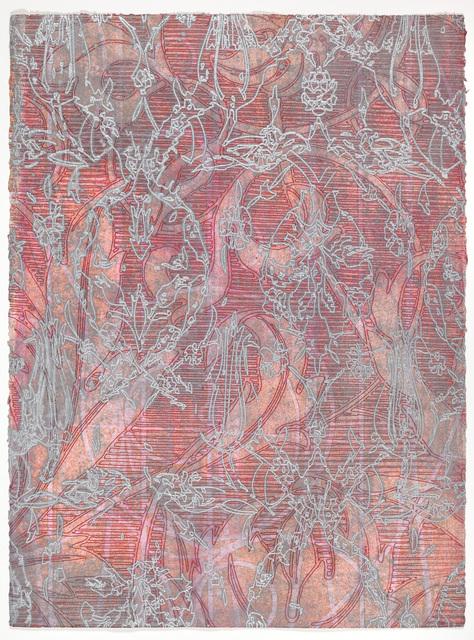 , 'Ottoman Pattern III,' 2018, Callan Contemporary