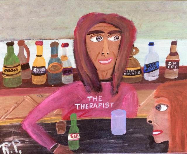 , 'The Therapist,' , Arts Unbound