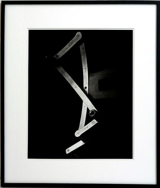 Hiroshi Sugimoto, 'Spherical lever crank mechanism', 2004, Richard Levy Gallery