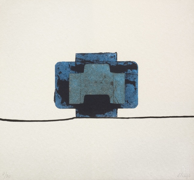 Prunella Clough, 'Compact ', 1999, Joanna Bryant & Julian Page