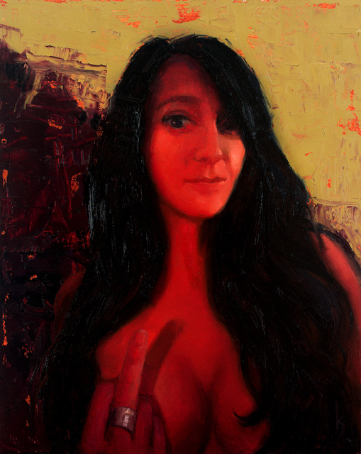 Kirsten Savage, 'Free the Nipple', 2018, Abend Gallery