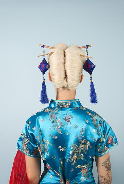 , 'China Girl,' 2012-2017, Patricia Conde Galería