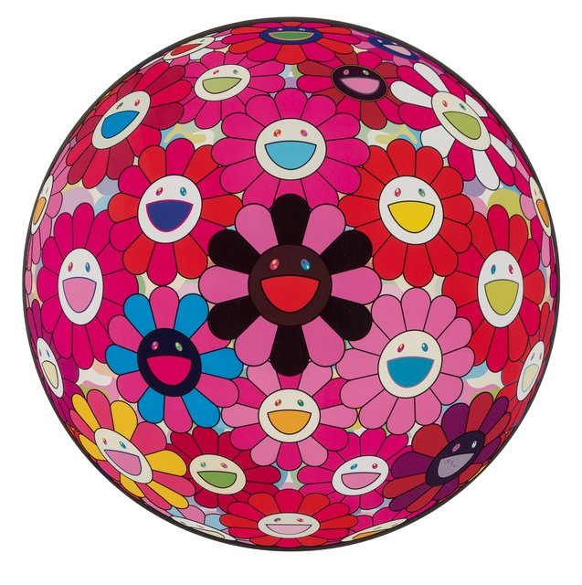 Takashi Murakami, 'There is Nothing Eternal in the World, That is Why You are Beautiful', 2014, Heritage Auctions