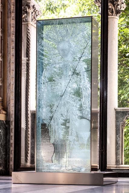 , 'Monolite,' 2015, Fondazione Berengo
