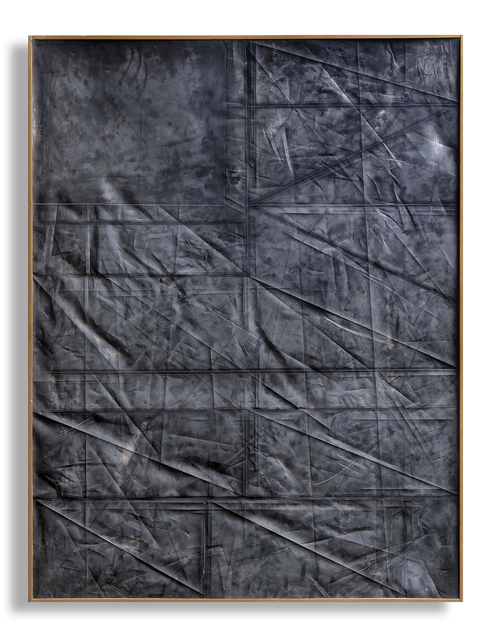 , 'Black relief,' 1982, The Mayor Gallery