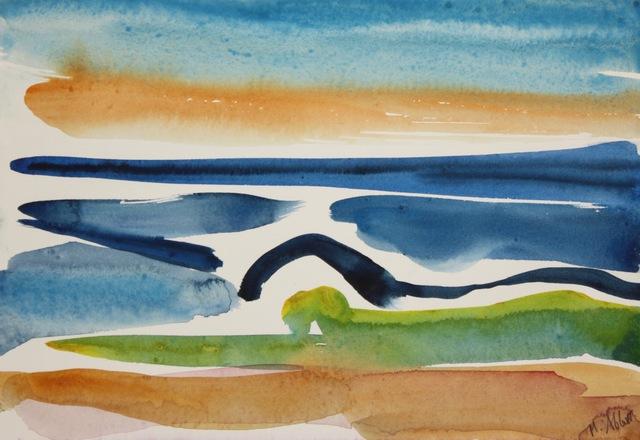 Mary Abbott, 'Untitled', ca. 1950, Aaron Galleries