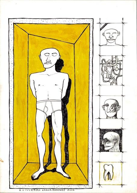 , 'Figure III,' 2006, Isabel Croxatto Galería