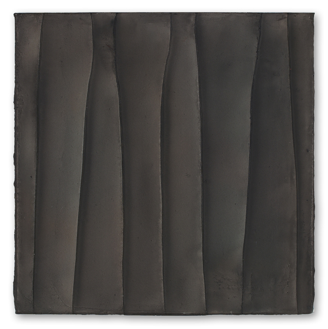 , 'Black Screen Scratch 2014-1,' 2014, Japan Art - Galerie Friedrich Mueller
