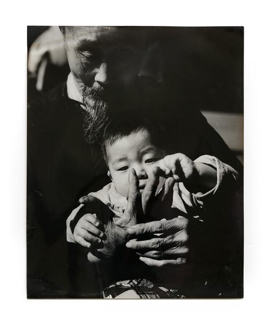 , 'Counting Fingers (Sham Shui Po),' 1964, Blindspot Gallery
