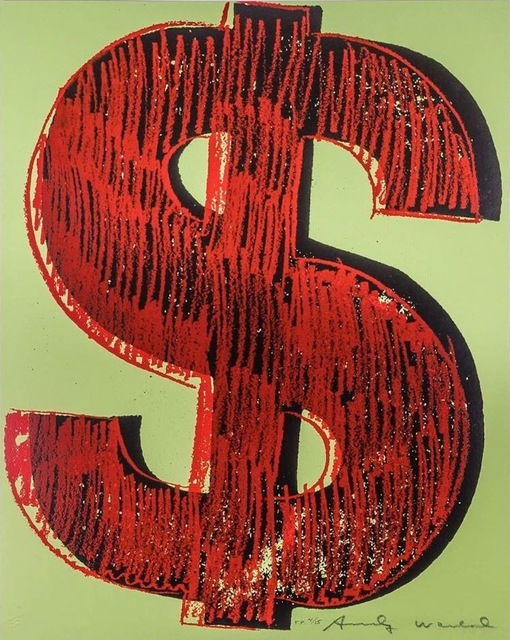 , '$ FS II.274,' 1982, Gregg Shienbaum Fine Art