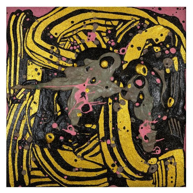 , 'Mixed media on board ,' 1961, Galerie F. Hessler