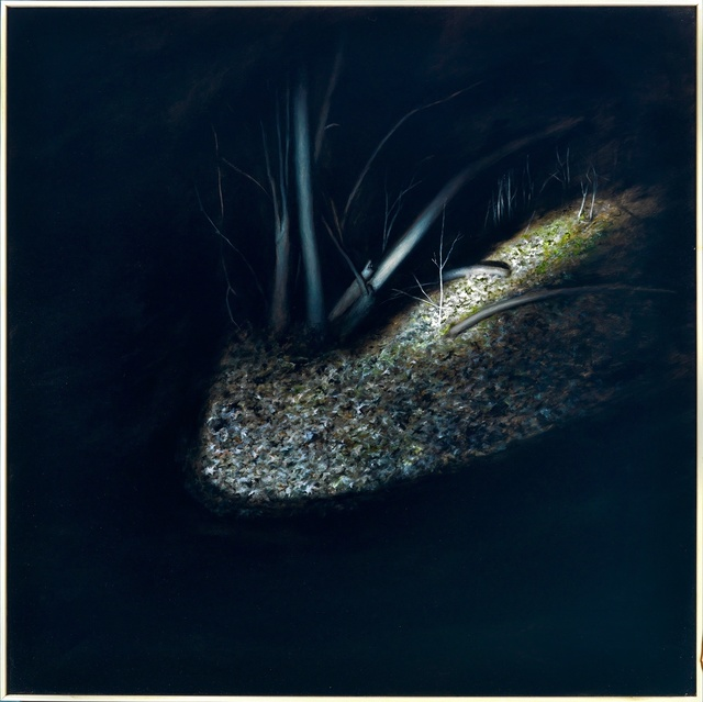 , 'Night Forest,' 2011, Abend Gallery