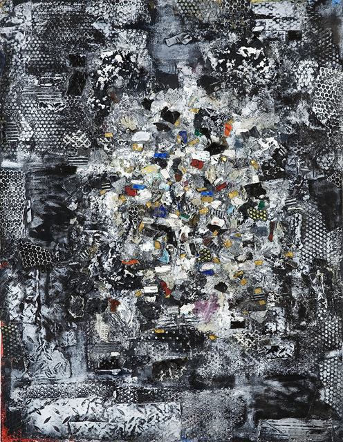 Jack Whitten, 'Mask of God I (For Joseph Campbell)', 1987, Walker Art Center