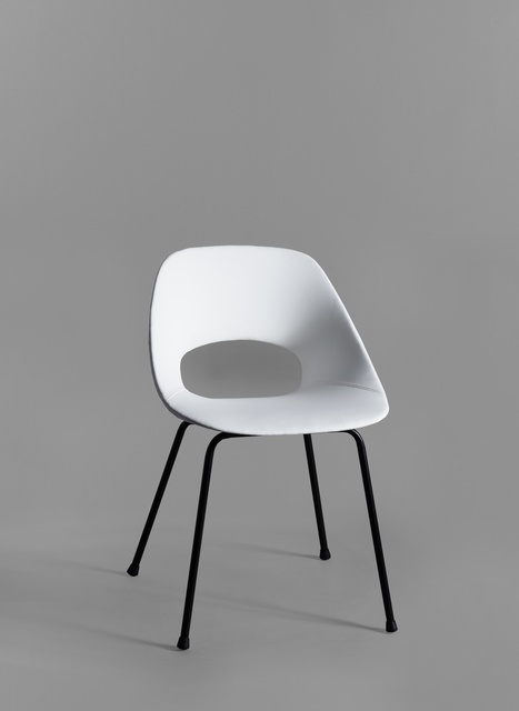 , 'Set of 6 Tulipe chairs,' 1953, Galerie Pascal Cuisinier