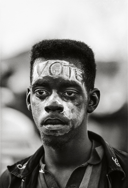 ", '""Vote"", Selma March,' 1965, Fahey/Klein Gallery"