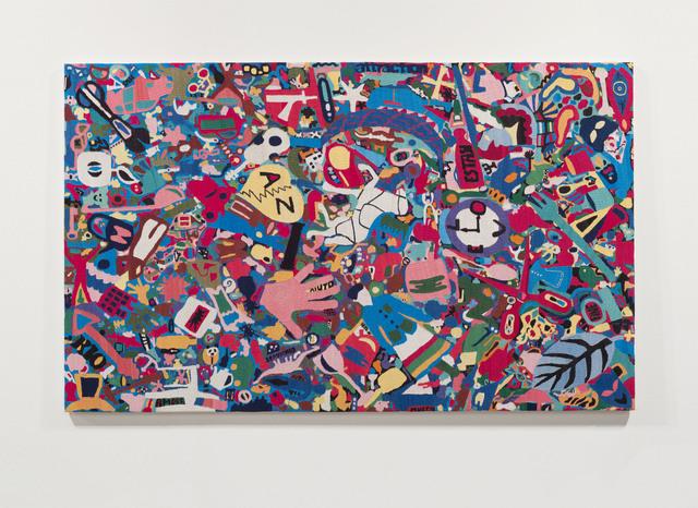 , 'Tutto,' 1988, Ben Brown Fine Arts