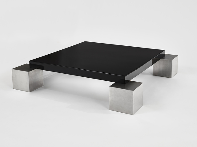 , 'Low Table,' 1972, Demisch Danant