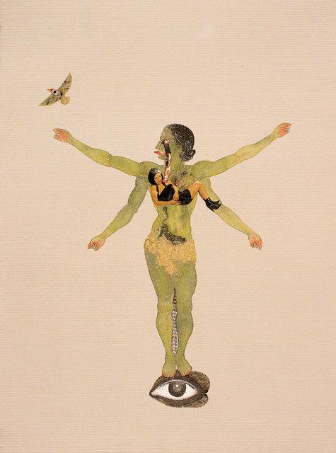 , 'Sacred Energy,' 2013, Gallery Espace