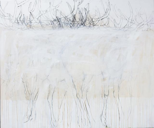 , 'Wyoming Winter White,' , Diehl Gallery