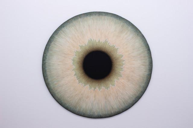 , 'Iris V,' 2018, Belenius