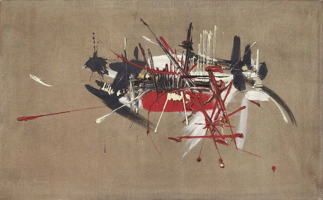 , 'Gosselin, Évêque de Paris (887),' 1960, Galleria d'Arte Maggiore G.A.M.