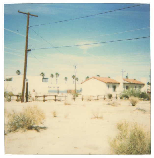 Stefanie Schneider, '29 Palms, CA', 1999, Photography, Analog C-Print, hand-printed by the artist on Fuji Crystal Archive Paper, based on a Polaroid, not mounted, Instantdreams