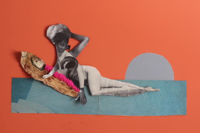, 'Sereia,' 2018, RV Cultura e Arte