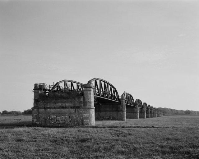 , 'Elbe # 063,' 2019, Springer