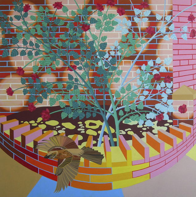 , 'Ridgewood,' 2017, Morgan Lehman Gallery