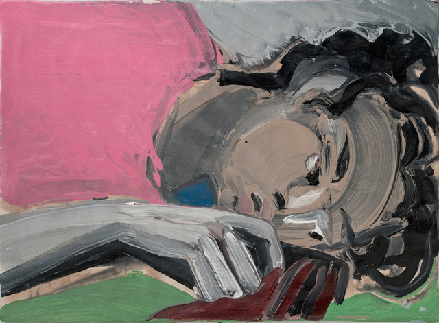 , 'Playing Music,' 2017, Gallery Isabelle van den Eynde