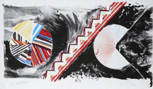 James Rosenquist, 'Alphabet Avalanche', 1979, RoGallery