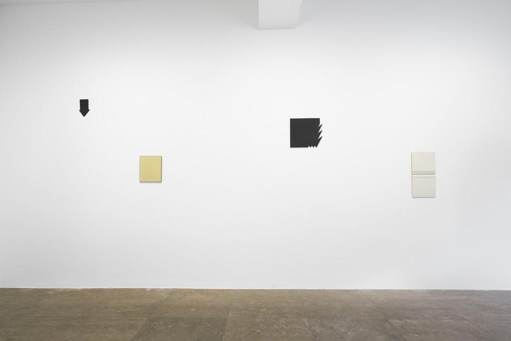 Heinz Butz, exhibition view, Jahn und Jahn, 2019